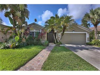 Collier County Single Family Home For Sale: 8443 Hollow Brook Cir