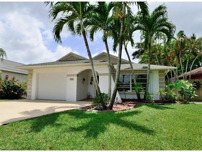 Naples Park Single Family Home Pending With Contingencies: 716 106th Ave N