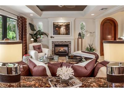 Naples FL Condo/Townhouse For Sale: $3,400,000