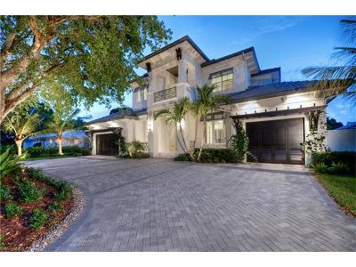 Naples FL Single Family Home Sold: $3,425,000