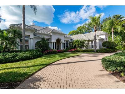 Naples FL Single Family Home For Sale: $1,465,000