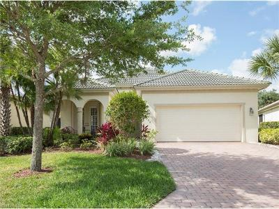 Fort Myers Single Family Home For Sale: 3590 Lakeview Isle Ct