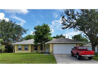Single Family Home For Sale: 9193 Tangelo Blvd