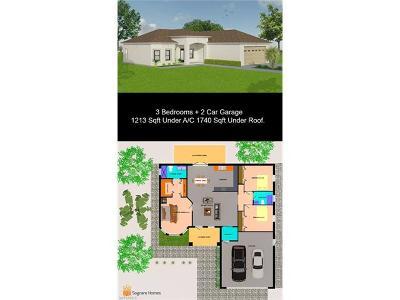 Naples Single Family Home For Sale: Xxx Everglades N Blvd