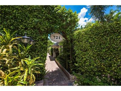 Naples Condo/Townhouse For Sale: 721 9th St S #1