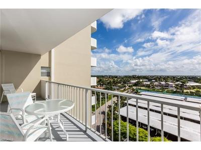 Marco Island Condo/Townhouse For Sale: 140 Seaview Ct #804N