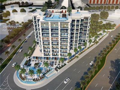 Naples Condo/Townhouse Pending With Contingencies: 1705 Tamiami Trl E #605