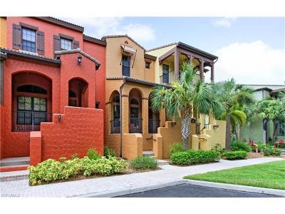 Naples Condo/Townhouse For Sale: 9111 Capistrano St S #8309