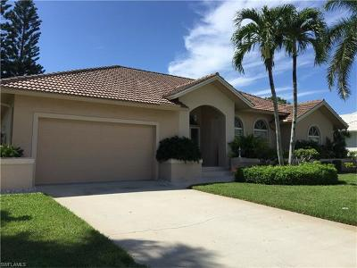 Marco Island Rental For Rent: 1576 Jamaica Ct