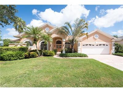 Bonita Springs Single Family Home For Sale: 13721 Tonbridge Ct