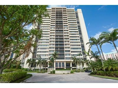 Condo/Townhouse For Sale: 5601 Turtle Bay Dr #1801