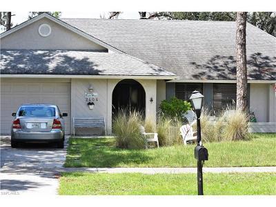 Naples Single Family Home For Sale: 2404 Kings Lake Blvd