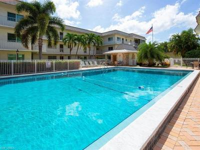 Naples Condo/Townhouse For Sale: 766 Central Ave W #116