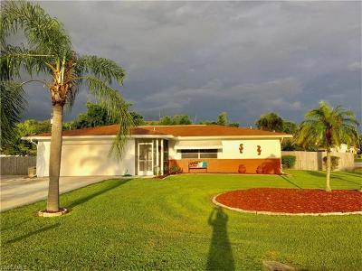 Bonita Springs Single Family Home For Sale: 390 Valley Dr
