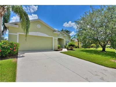 Fort Myers Single Family Home For Sale: 16982 Colony Lakes Blvd