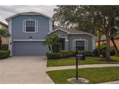 Naples Single Family Home For Sale: 15102 Topsail Ct