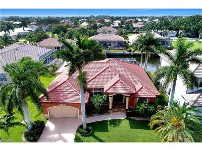 Marco Island Single Family Home For Sale: 910 Moon Ct