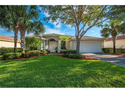 Naples Single Family Home For Sale: 3958 Recreation Ln