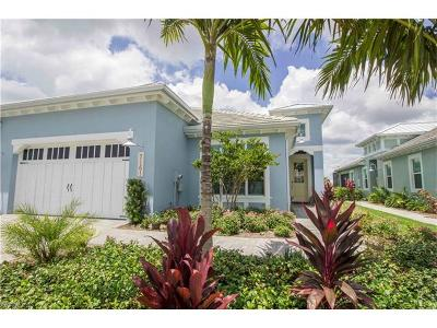 Collier County Condo/Townhouse For Sale: 7161 Dominica Dr