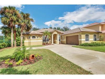 Indigo Lakes Single Family Home For Sale: 14885 Indigo Lakes Dr