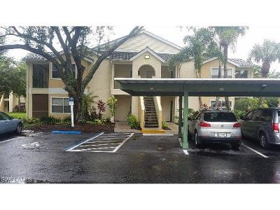 Fort Myers Condo/Townhouse For Sale: 12561 Equestrian Cir #816