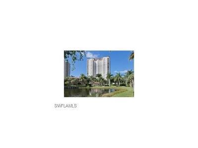 Bonita Springs Rental For Rent: 23650 Via Veneto Blvd #303