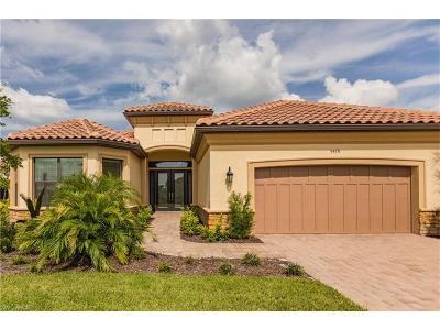 Collier County Single Family Home For Sale: 9478 Galliano Ter