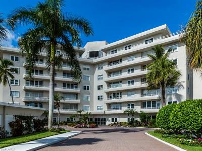 Marco Island Condo/Townhouse For Sale: 240 Seaview Ct #401