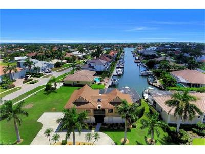 Marco Island FL Single Family Home For Sale: $850,000