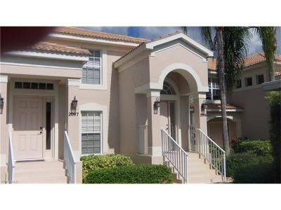 Estero Condo/Townhouse For Sale: 9209 Spring Run Blvd #2006