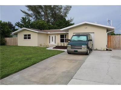 Naples Single Family Home For Sale: 2182 41st Ter SW