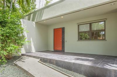 Olde Naples Single Family Home For Sale: 901 7th St S