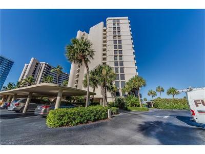 Condo/Townhouse For Sale: 4005 Gulf Shore Blvd N #904