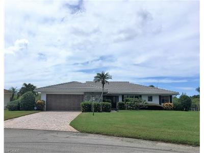 Lee County Single Family Home For Sale: 14701 Eden St