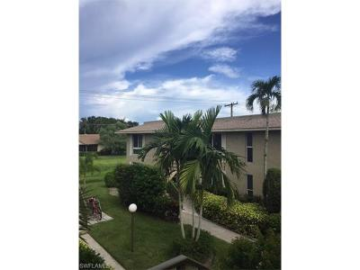 Glades Country Club Condo/Townhouse For Sale: 373 Palm Dr #4