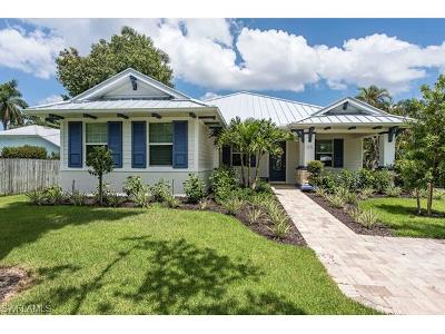 Naples Single Family Home For Sale: 1131 7th Ave N