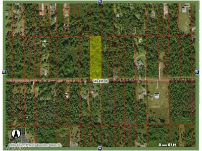 Collier County Residential Lots & Land For Sale: 14th Ave NE