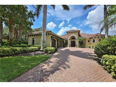 Naples Single Family Home For Sale: 3064 Strada Bella Ct
