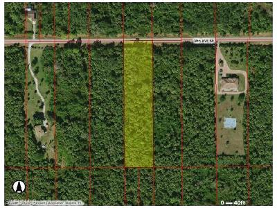 Collier County Residential Lots & Land For Sale: 2730 30th Ave SE