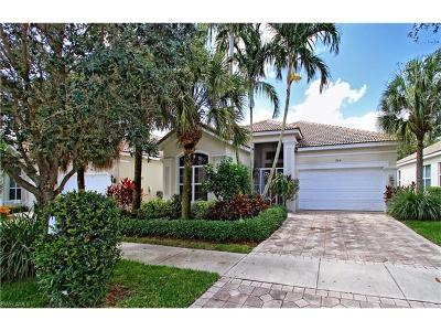 Naples Single Family Home For Sale: 324 Harvard Ln