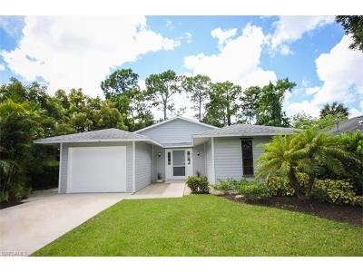 Naples Single Family Home For Sale: 852 102nd Ave N