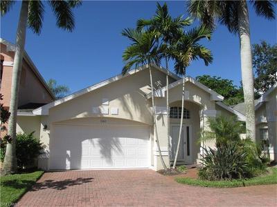Naples Single Family Home For Sale: 3307 Rosinka Ct #33