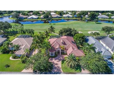 Estero Single Family Home For Sale: 19721 Vintage Trace Cir