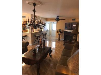 Naples Condo/Townhouse For Sale: 2617 Tropicana Blvd #D1