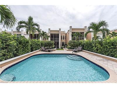 Naples Condo/Townhouse For Sale: 7083 Pelican Bay Blvd #V-11