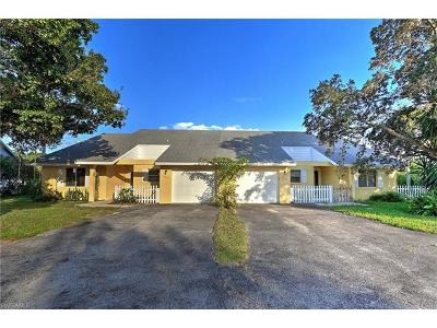Goodland, Marco Island, Naples, Fort Myers, Lee Multi Family Home For Sale: 4770 East Alhambra Cir