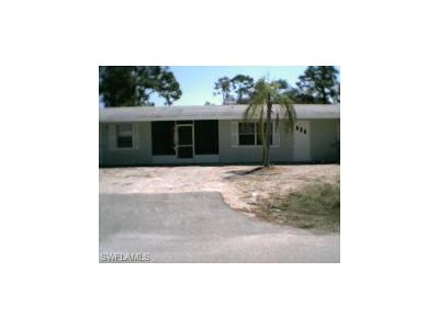Bonita Springs Multi Family Home Pending With Contingencies: 27676 Okeana St