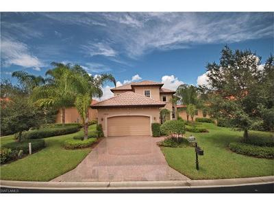 Estero Single Family Home For Sale: 12664 Grandezza Cir