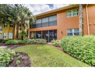 Fort Myers Condo/Townhouse For Sale: 9350 Triana Ter #292
