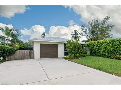Naples Single Family Home For Sale: 798 98th Ave N